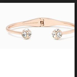 Kate Spade Lady Marmalade Open Cuff Bracelet nwot